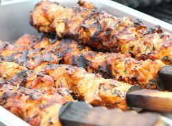 Chicken Skewers (Evening BBQ)