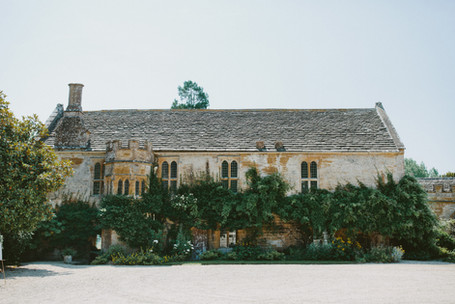 Castle House Exterior