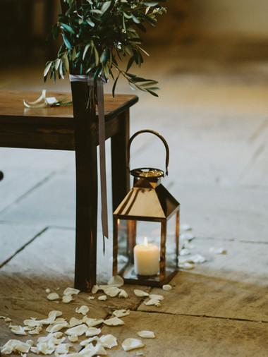 Lanterns & Petals