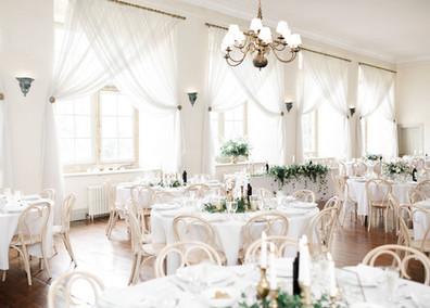 The light-filled Ballroom