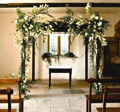 Embellished with florals