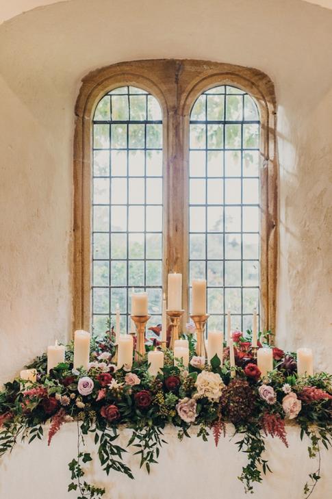 Statement Church Pillar
