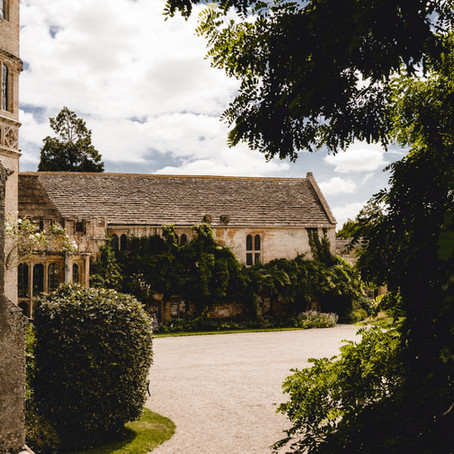 A fairytale venue in the historic Somerset countryside