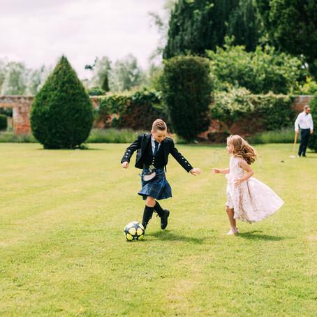 The UK's best child friendly venues