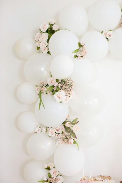 Balloon Embellishment