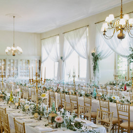 Banqueting in Style
