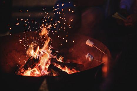 Fire Pit Fun!