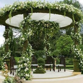 Hindu Ceremony in The Walled Garden