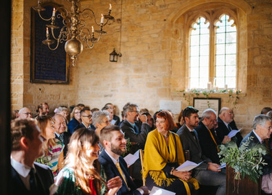 St. Andrews can seat up to 140 guests
