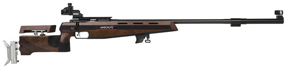 Anschutz 54.30 in 1907 Walnut stock