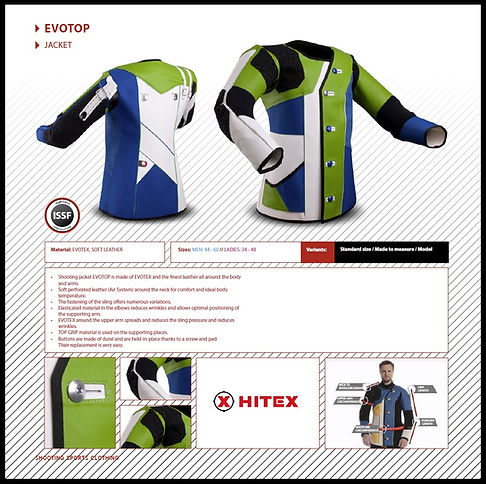 Hitex Evotop Jacket