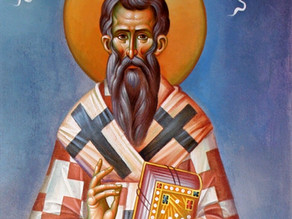 A City of Refuge and A Cup Rimmed with Honey: St Basil on the Psalms