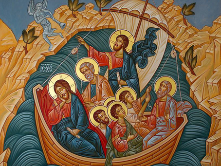 Jesus Does Not Calm Every Storm