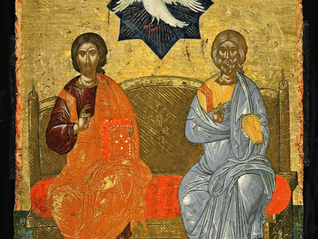Living the Divine Life: Reflections on  Preaching God as Trinity