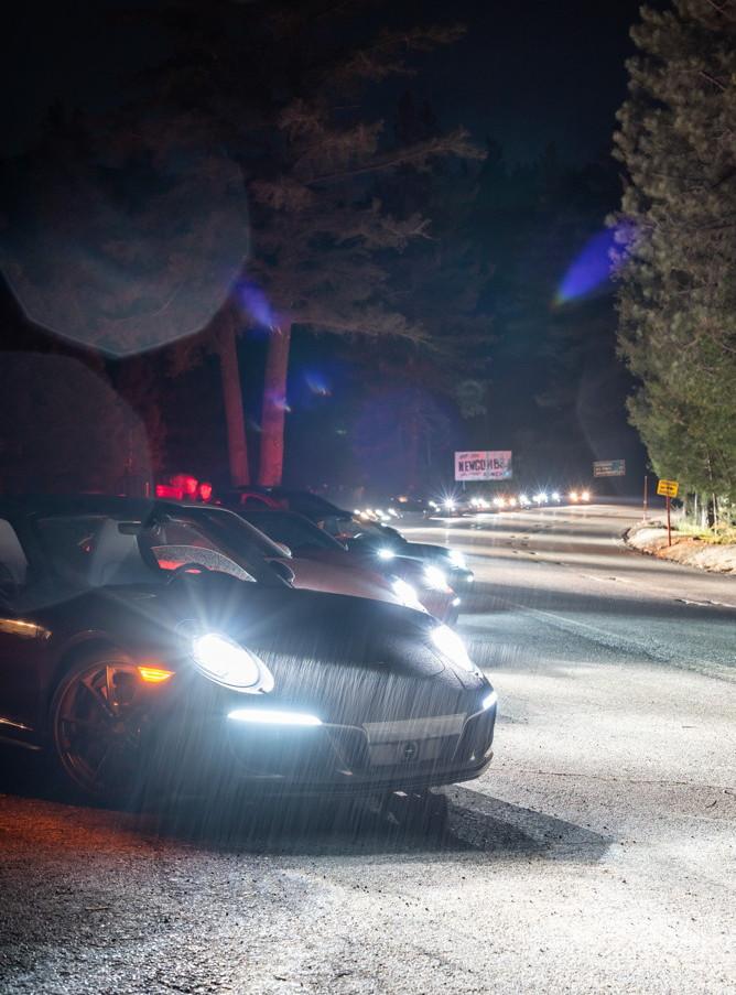 Full Moon Drive