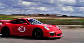 GT3 at speed.