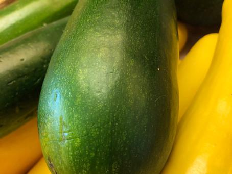Summer veggies...