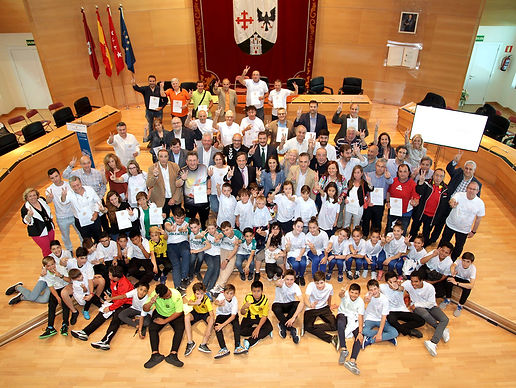 club recreativo esgrima alcobendas