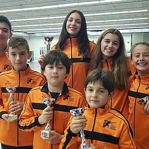 Campeonatos Madrid