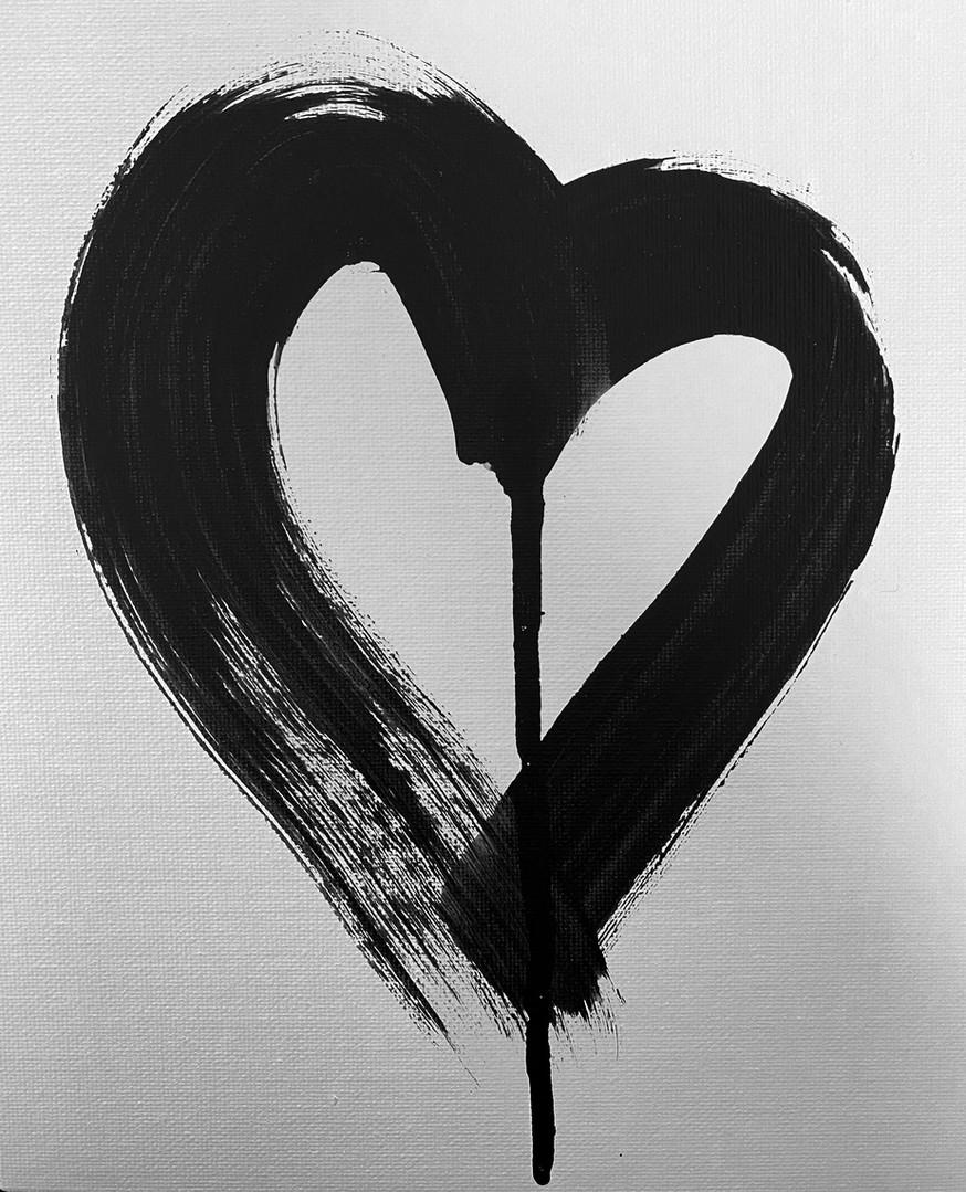 Drippy Heart