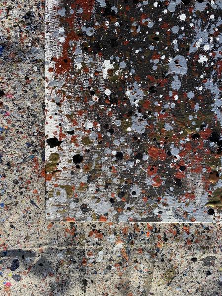 Heavy Metal Splatter Series
