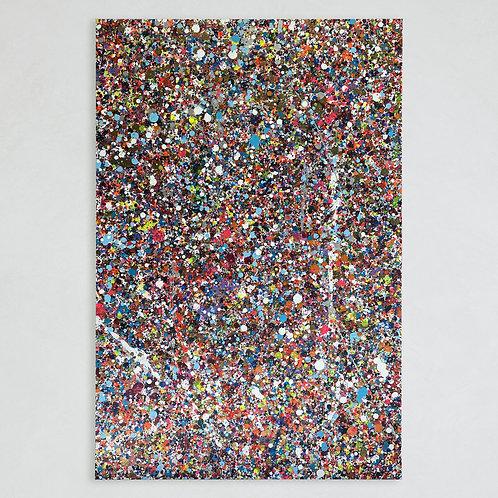 Confetti - Splatter No. 6