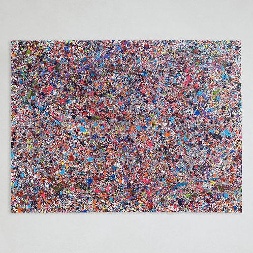 Confetti - Splatter No. 10