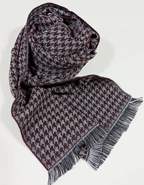 Sciarpa in lana disponibile in due colorazioni