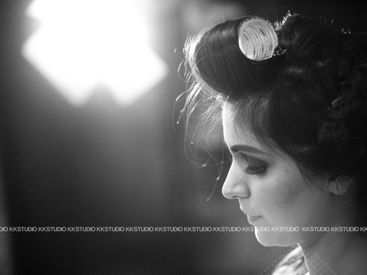 The role of black & white photography in Indian weddings
