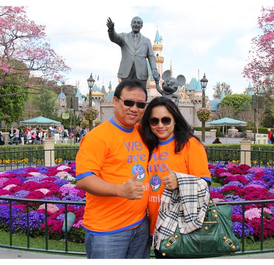 Disneyworld Los Angeles USA
