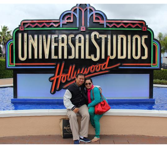 Universal Studio - Los Angeles USA