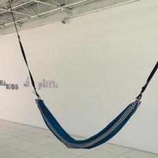 Tetê Barachini. Meio Caminho (2019). Work in progress | Instalação. Foto: Thiago Trindade