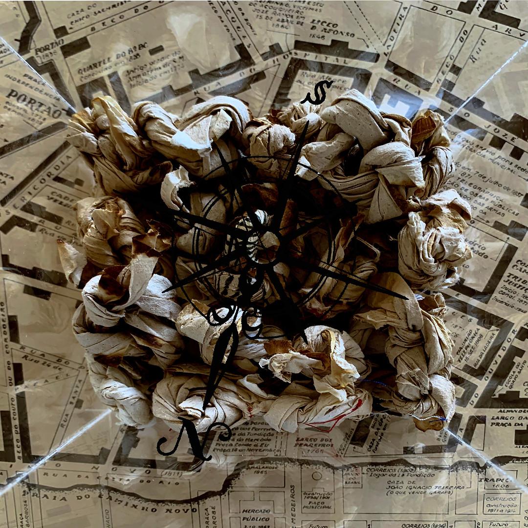 Tetê Barachini Isolamento (2020) Imagem digital