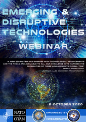OPEN / NSD-S Hub Webinar on Emerging Disruptive Technologies in the Middle East and Africa