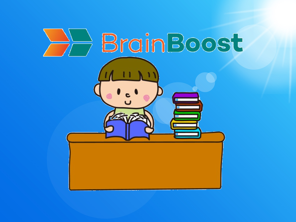 速読・Brain Boost