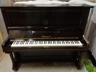 【《ピアノを聴く動画》使用ピアノ紹介】第11回松本ピアノ・アップライトピアノ