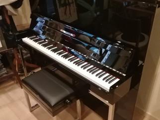 【《ピアノを聴く動画》使用ピアノ紹介】第16回ペトロフ・アップライトピアノ