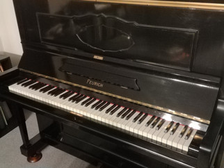 【《ピアノを聴く動画》使用ピアノ紹介】第13回フォイリッヒ・アップライトピアノ