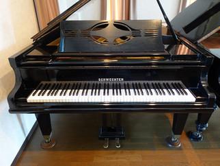 【《ピアノを聴く動画》使用ピアノ紹介】第38回シュベヒテン