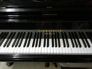 【《ピアノを聴く動画》使用ピアノ紹介】第4回シュベヒテン