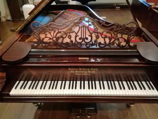 【《ピアノを聴く動画》使用ピアノ紹介】第20回グロトリアン・シュタインヴェーク