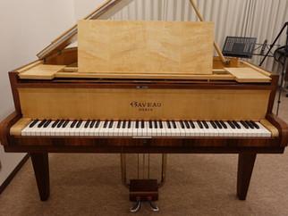 【《ピアノを聴く動画》使用ピアノ紹介】第44回ガヴォー