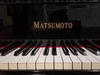 【《ピアノを聴く動画》使用ピアノ紹介】第10回松本ピアノ