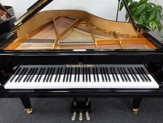 【《ピアノを聴く動画》使用ピアノ紹介】第34回シュタイングレーバー
