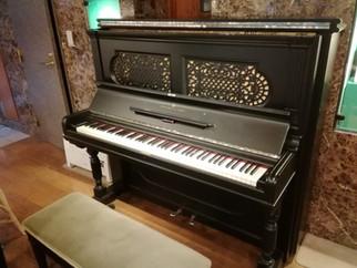 【《ピアノを聴く動画》使用ピアノ紹介】第2回スタインウェイ・アップライト