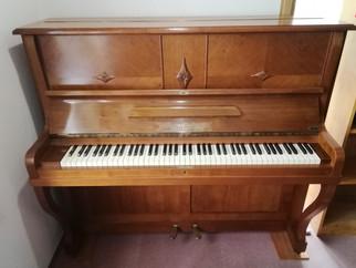 【《ピアノを聴く動画》使用ピアノ紹介】第9回シュタイングレーバー・アップライト