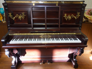 【《ピアノを聴く動画》使用ピアノ紹介】第36回プレイエル アップライト