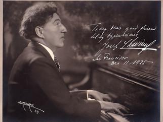 【ピアノ演奏温故知新】第17回ジョセフ・レヴィーン
