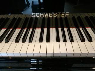 【《ピアノを聴く動画》使用ピアノ紹介】第7回シュベスター