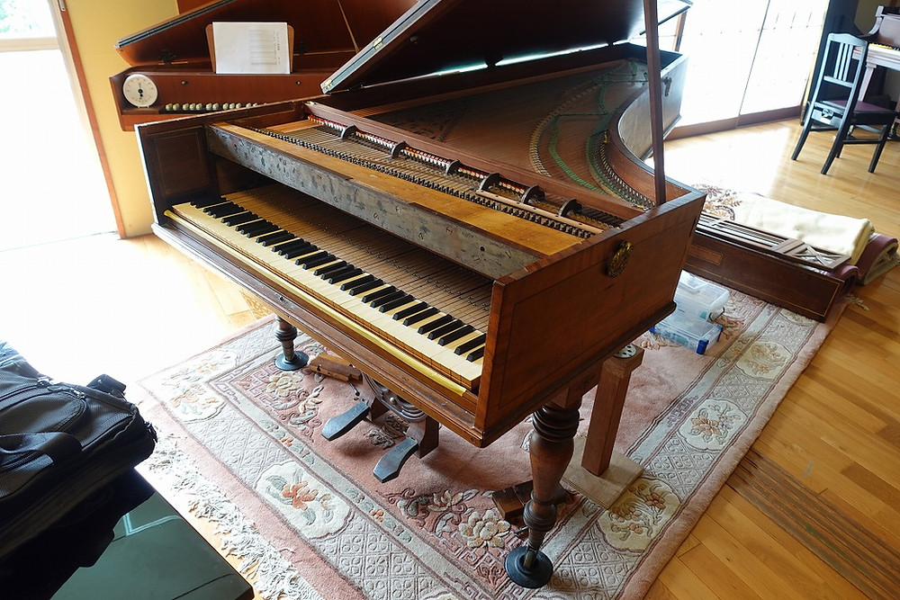 菰野ピアノ歴史館